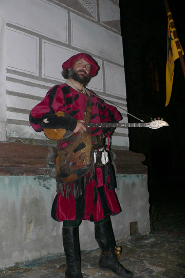 trubadůr