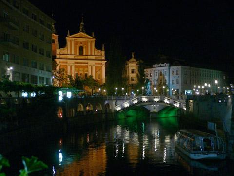 tři mosty