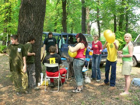 balónkové komando