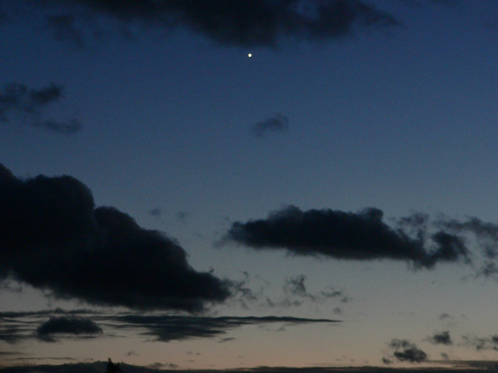 Venuše nad Točnou